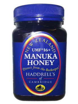 Manuka Honey Haddrell's UMF16+ ( MGO 600+ ), 250g