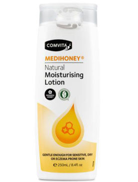 MediHoney Moisturizing lotion, 250ml