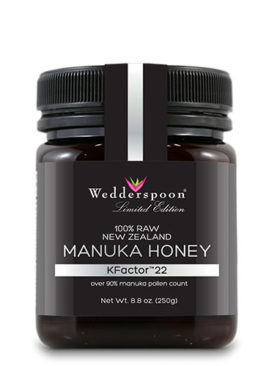 100 % RAW Manuka Honey KFactor™ 22, 250g