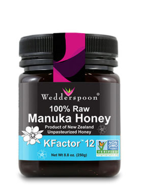 100 % RAW Manuka Honey KFactor™ 12+, 250g
