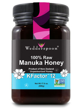 100 % RAW Manuka Honey KFactor™ 12+, 500g