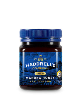 Manuka Honey Haddrell's UMF5+ ( MGO83+ ), 250g